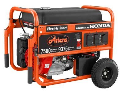 2013 Ariens 7,500W Generator in Greenland, Michigan