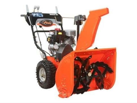 2014 Ariens Deluxe 24 in North Reading, Massachusetts