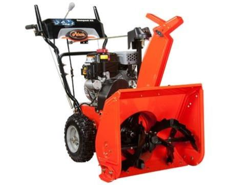 2015 Ariens Compact 22 in North Reading, Massachusetts