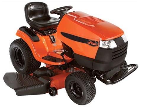 ariens garden tractor