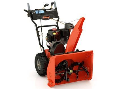 2016 Ariens Compact 24 in North Reading, Massachusetts