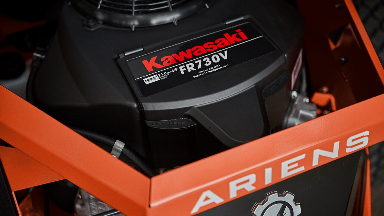2017 Ariens Ikon XL 60 Kawasaki in Francis Creek, Wisconsin