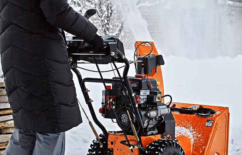 2017 Ariens Compact 20 in Kansas City, Kansas