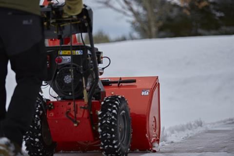2017 Ariens Deluxe 28 in Rushford, Minnesota