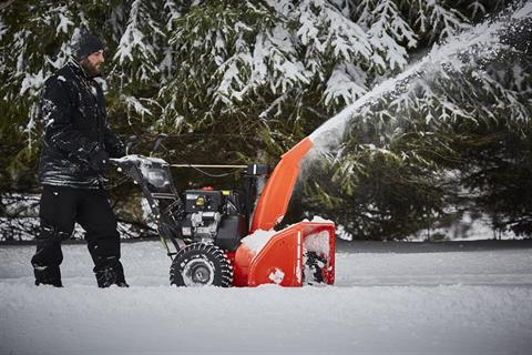2017 Ariens Platinum 24 SHO in Mineola, New York