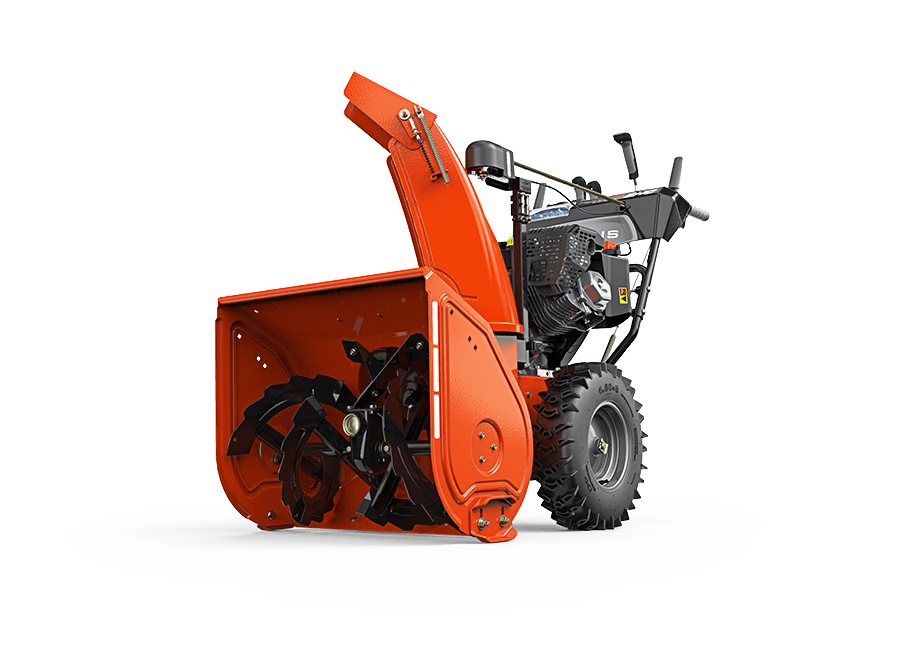 2017 Ariens Platinum 24 SHO in Rushford, Minnesota