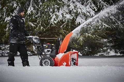 2017 Ariens Platinum 24 SHO EFI in Kansas City, Kansas