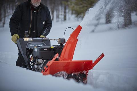 2017 Ariens Professional 28 in Rushford, Minnesota