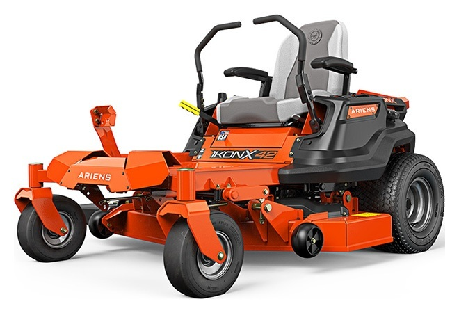 2018 Ariens Ikon X 42 Kawasaki in Smithfield, Virginia - Photo 1
