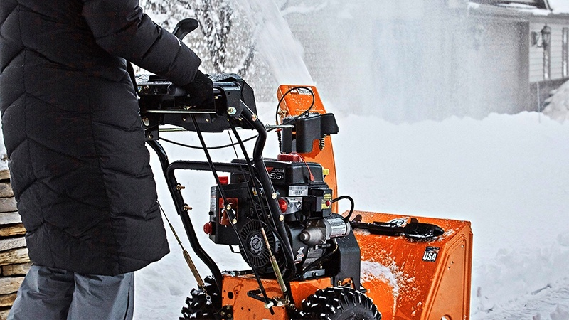 2018 Ariens Compact 24 in Greenland, Michigan