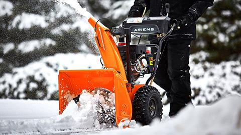 2018 Ariens Compact 24 in North Reading, Massachusetts