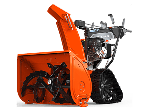 2018 Ariens Platinum 28 SHO RapidTrak in Francis Creek, Wisconsin