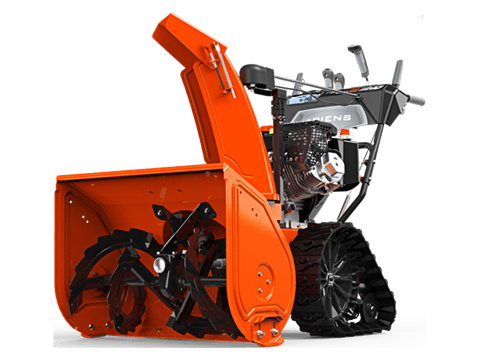 2018 Ariens Platinum 28 SHO RapidTrak in Francis Creek, Wisconsin - Photo 1