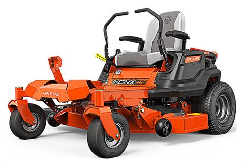 2019 Ariens Ikon X 42 in. Kawasaki 18 hp in Calmar, Iowa