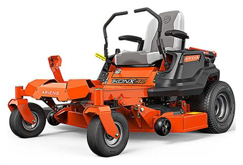 2019 Ariens Ikon X 42 Kohler Zero Turn Mower in Greenland, Michigan