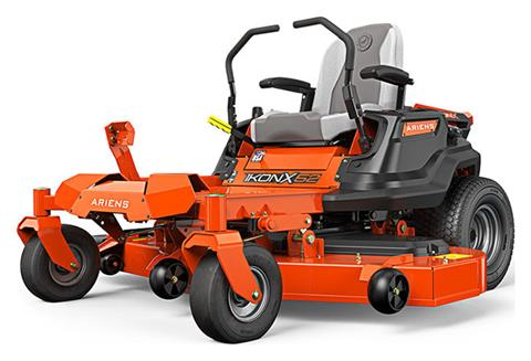 2019 Ariens Ikon X 52 Kawasaki Zero Turn Mower in Francis Creek, Wisconsin