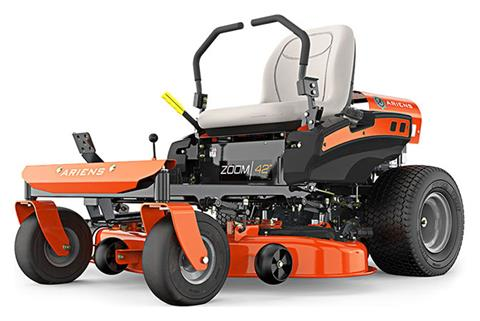 2019 Ariens Zoom 42 Zero Turn Mower in Francis Creek, Wisconsin