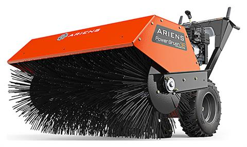 Ariens Power Brush 36 (Kohler) in Columbia City, Indiana - Photo 1