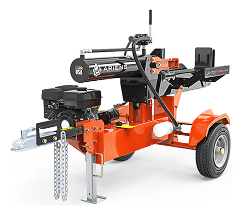 Ariens 34-Ton Log Splitter in Greenland, Michigan
