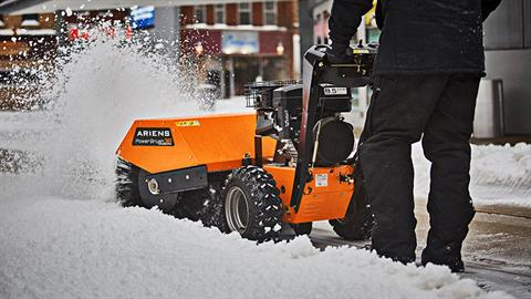 Ariens Power Brush 36 (Kohler) in Columbia City, Indiana - Photo 5
