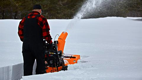 Ariens Platinum 24 SHO EFI in Francis Creek, Wisconsin - Photo 3