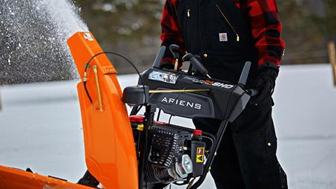 2019 Ariens Platinum 24 SHO EFI in Greenland, Michigan