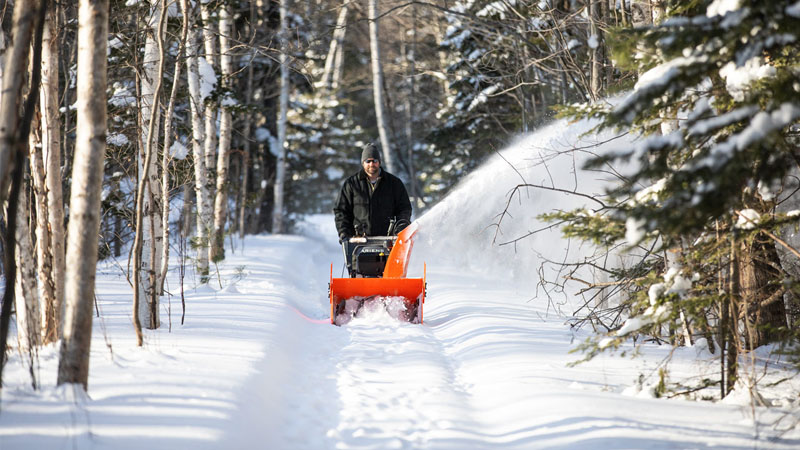 Ariens Professional 28 Hydro RapidTrak in Francis Creek, Wisconsin - Photo 5
