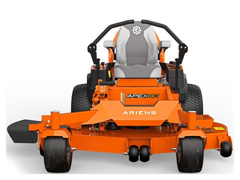 2020 Ariens Apex 60 in. Kawasaki FR730 24 hp in Francis Creek, Wisconsin - Photo 3