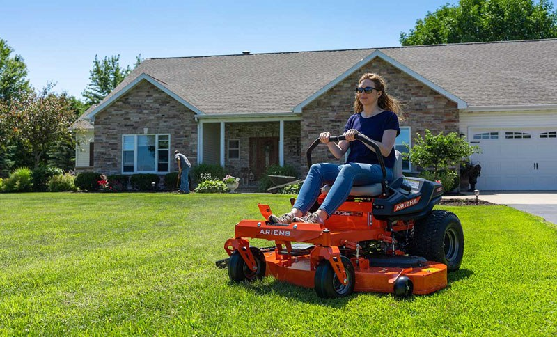 2020 Ariens Edge 42 in. Kohler 6600 19 hp in West Plains, Missouri - Photo 2