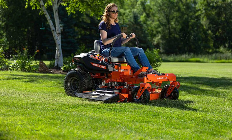 2020 Ariens Edge 52 in. Kawasaki FR651 21.5 hp in Calmar, Iowa - Photo 9