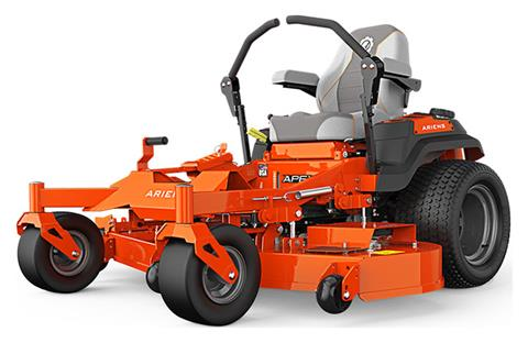2020 Ariens Apex 60 in. Kawasaki FR730V 24 hp in Alamosa, Colorado