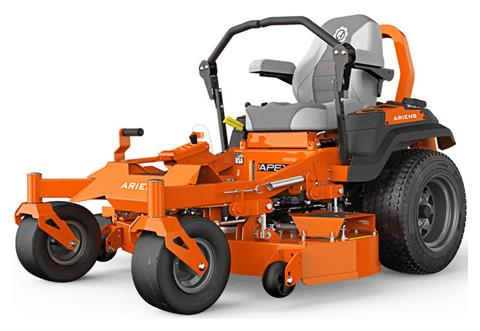 2020 Ariens Apex 48 in. Kohler 7000 23 hp in Calmar, Iowa