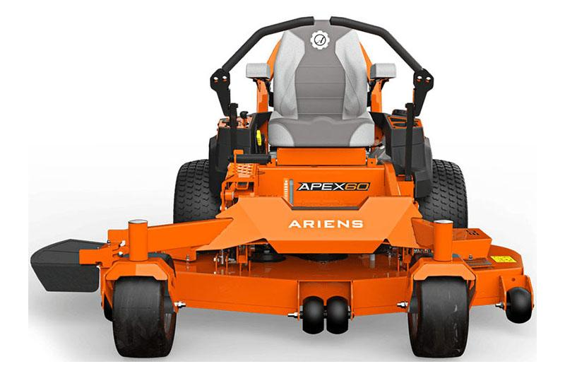 2020 Ariens Apex 60 in. Kawasaki FS730V 24 hp in Francis Creek, Wisconsin - Photo 4