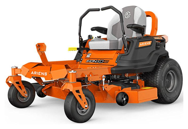 2020 Ariens Ikon XD 42 in. Kawasaki FR600V 18 hp in Kansas City, Kansas - Photo 1