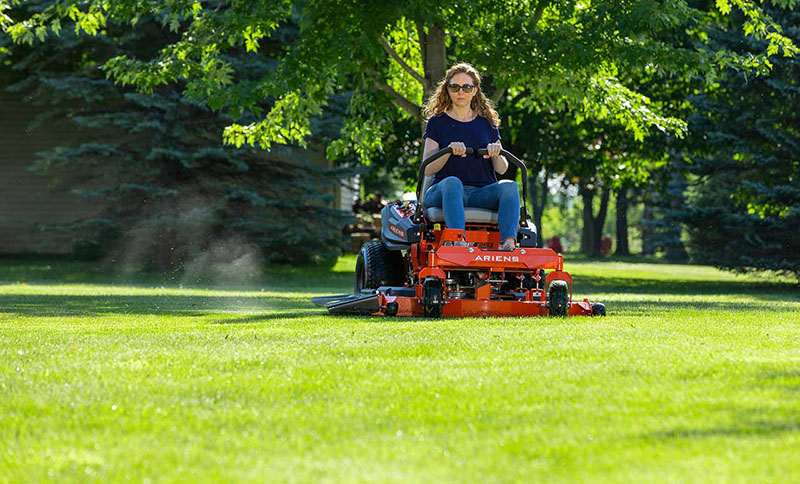 2021 Ariens Edge 42 in. Kohler 6000 19 hp in West Burlington, Iowa - Photo 5