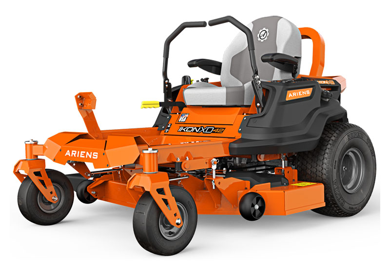 2021 Ariens Ikon XD 42 in. Kawasaki FR600V 18 hp in Battle Creek, Michigan - Photo 1