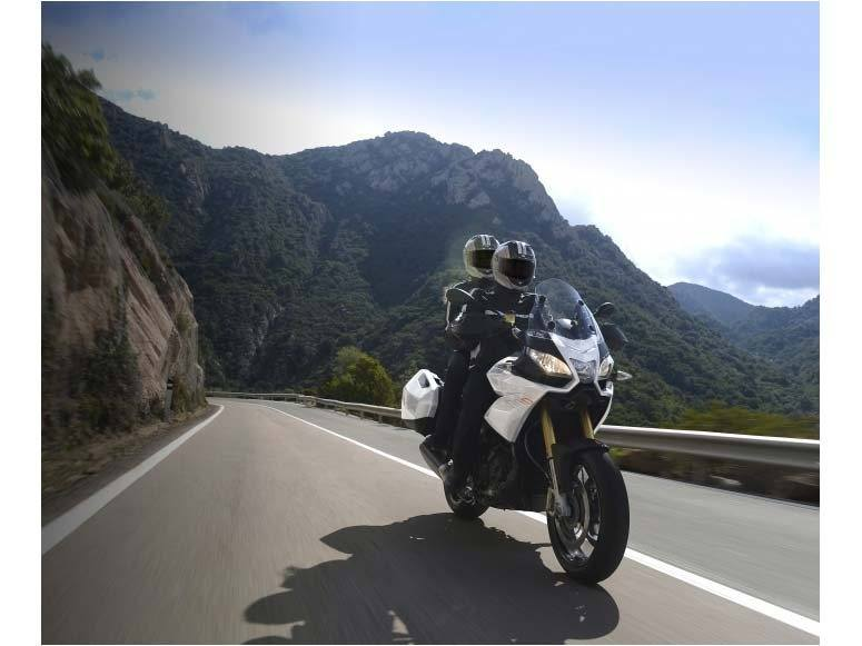 2015 Aprilia Caponord 1200 ABS Travel Pack in Oakland, California