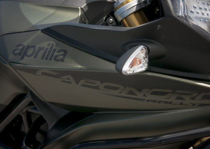 2016 Aprilia Caponord 1200 ABS Rally in Greenwood Village, Colorado