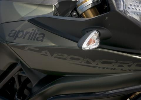 2016 Aprilia Caponord 1200 ABS Rally in Saint Charles, Illinois