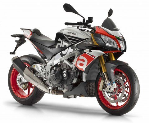2016 Aprilia Tuono V4 Factory 1100 ABS in Plymouth, Massachusetts - Photo 1