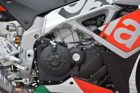 2016 Aprilia RSV4 RF ABS in Saint Charles, Illinois