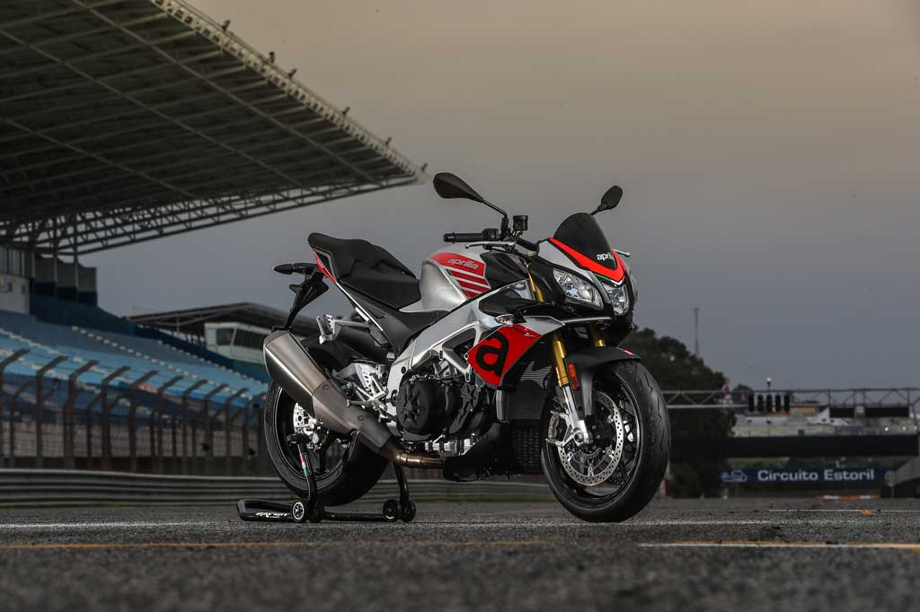 2017 Aprilia Tuono V4 1100 RR ABS in Saint Rose, Louisiana