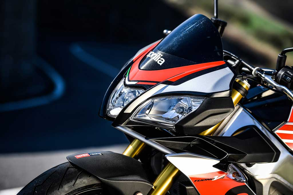 2017 Aprilia Tuono V4 1100 RR ABS in Orange, California