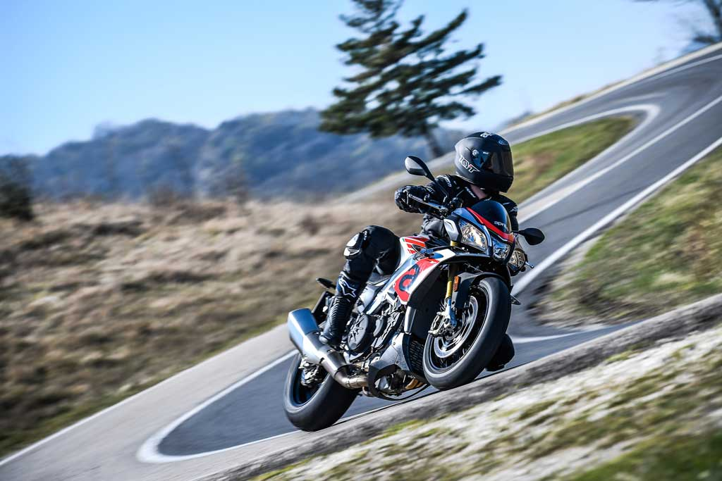 2017 Aprilia Tuono V4 1100 RR ABS in Greenwood Village, Colorado