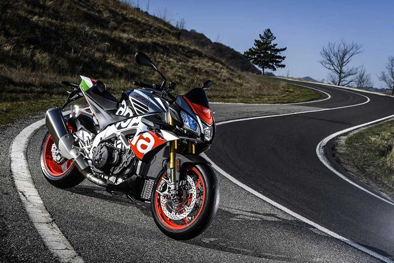 2017 Aprilia Tuono V4 Factory 1100 ABS in Greenwood Village, Colorado