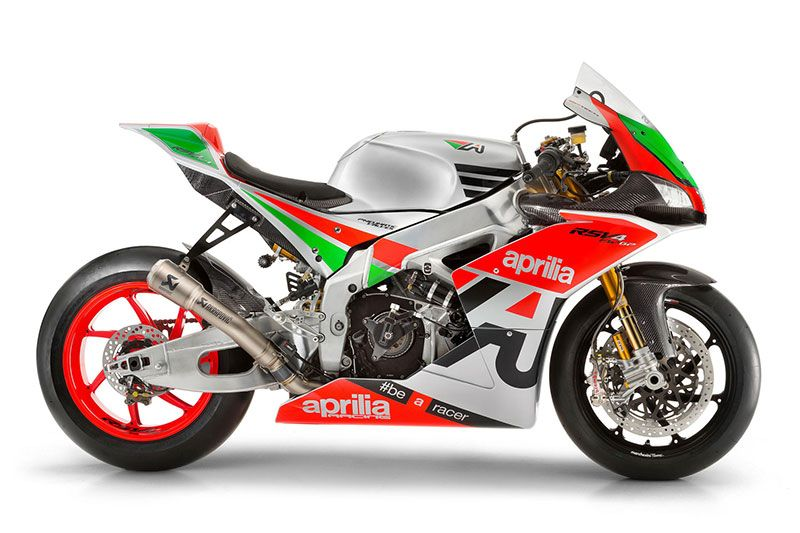 2017 Aprilia RSV4 FW in Orange, California