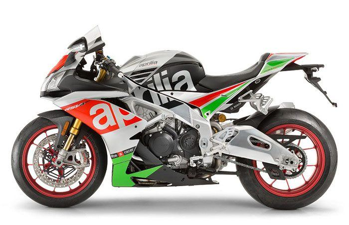 2017 Aprilia RSV4 RF in Elk Grove, California