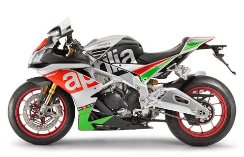2017 Aprilia RSV4 RF ABS in Orange, California