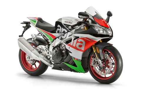 2017 Aprilia RSV4 RF ABS in Fort Collins, Colorado