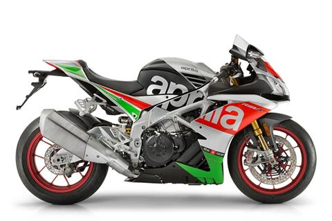 2017 Aprilia RSV4 RF ABS in Greenwood Village, Colorado